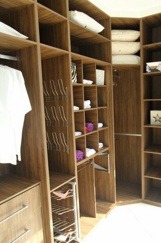 Dormitório Planejado com Sapateira Santo André - Dormitório Planejado de Solteiro