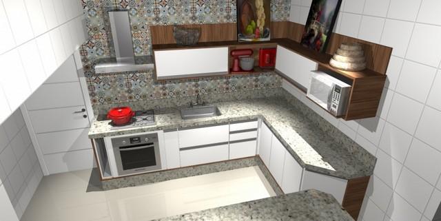 Móveis para Cozinha sob Medida Diadema - Móveis sob Medida de Madeira
