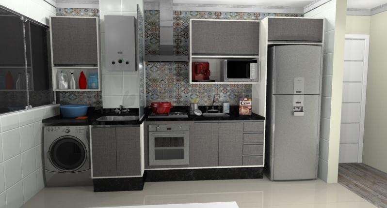 Móveis para Lavanderia sob Medida Diadema - Móveis sob Medida para Cozinha