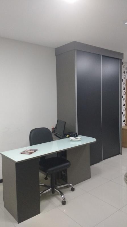 Móveis Planejados para Escritório Pequeno Diadema - Móveis Planejados para Escritório de Luxo