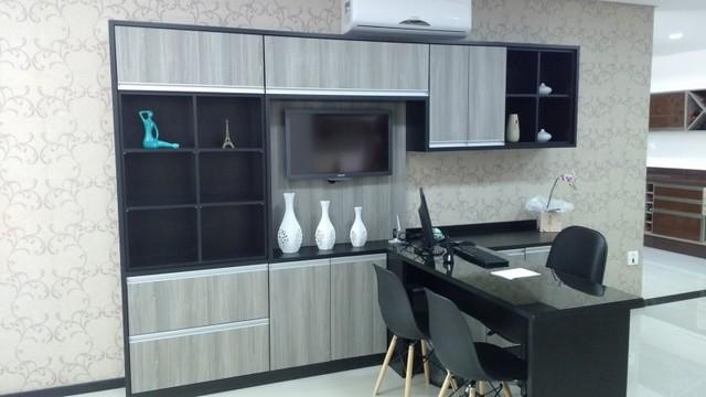 Móveis Projetados para Escritório de Alto Padrão Preço São Paulo - Móveis Planejados para Escritório de Luxo