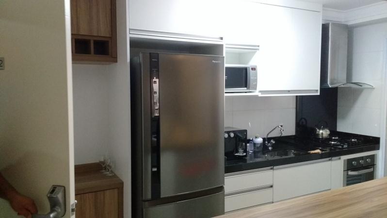 Quanto Custa Ambientes Planejados Cozinha São Paulo - Ambientes Planejados Cozinha Americana