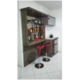 ambientes planejados sala de estar preço Santo André