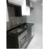 cozinha planejada para casas pequenas Santo André