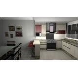 cozinha planejada para espaço pequeno preço São Caetano do Sul