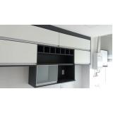 cozinhas planejadas para apartamentos pequenos São Bernardo do Campo