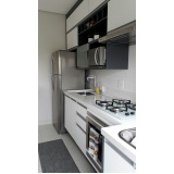 cozinhas planejadas para casas pequenas São Bernardo do Campo