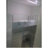 dormitório planejado de solteiro São Bernardo do Campo