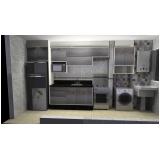 móveis planejados para a cozinha valor São Bernardo do Campo