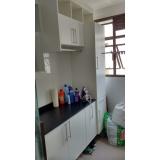móveis planejados para área de serviço valor São Bernardo do Campo