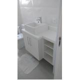 móveis planejados para banheiro preço São Paulo