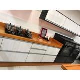 móveis planejados para cozinha de apartamento valor São Paulo