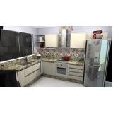 móveis planejados para cozinha de apartamento São Caetano do Sul
