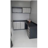 móveis planejados para escritório pequeno preço São Bernardo do Campo
