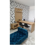 móveis planejados para quarto de casal valor Santo André