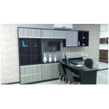 móveis projetados para escritório de alto padrão preço São Caetano do Sul
