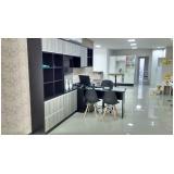 móveis projetados para escritório de alto padrão valor Santo André