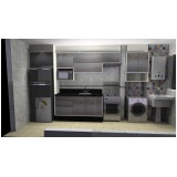 móveis sob medida de cozinha São Caetano do Sul