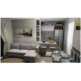 onde encontro cozinha planejada para apartamento Santo André