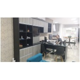 onde encontro móveis planejados para escritório pequeno São Caetano do Sul