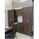 onde encontro móveis projetados para escritório de alto padrão Santo André