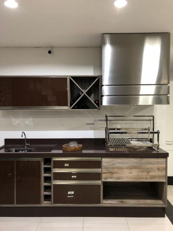 Ambiente Planejado Cozinhas Pequenas São Bernardo do Campo - Ambientes Planejados Casas Pequenas
