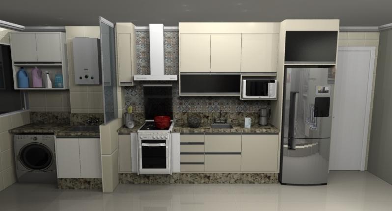 Cozinha Planejada para Cozinha Pequena São Paulo - Cozinha Planejada para Apartamento