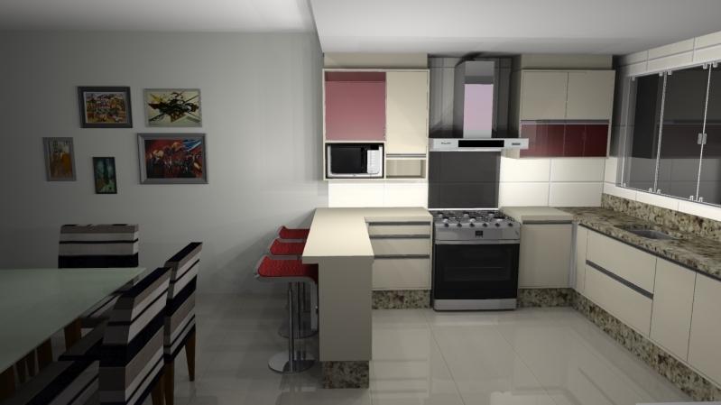 Cozinha Planejada para Espaço Pequeno Preço Diadema - Cozinha Planejada para Apartamento Mrv