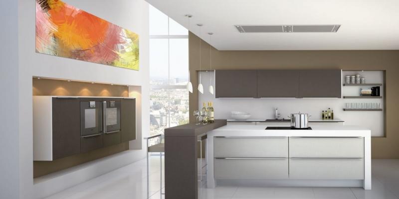Cozinhas Planejadas Branca Diadema - Cozinha Planejada para Apartamento Mrv