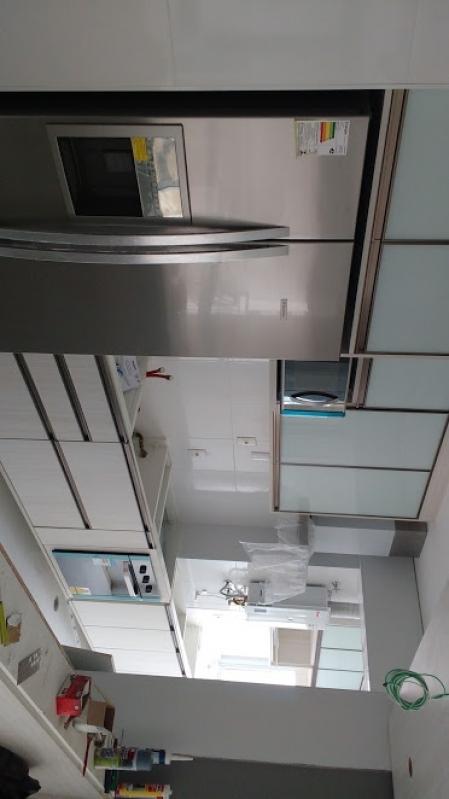 Cozinhas Planejadas para Apartamento Mrv São Caetano do Sul - Cozinha Planejada para Espaço Pequeno