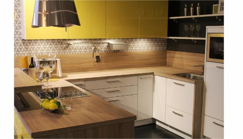 Cozinhas Planejadas para Sobrado São Caetano do Sul - Cozinha Planejada para Cozinha Pequena