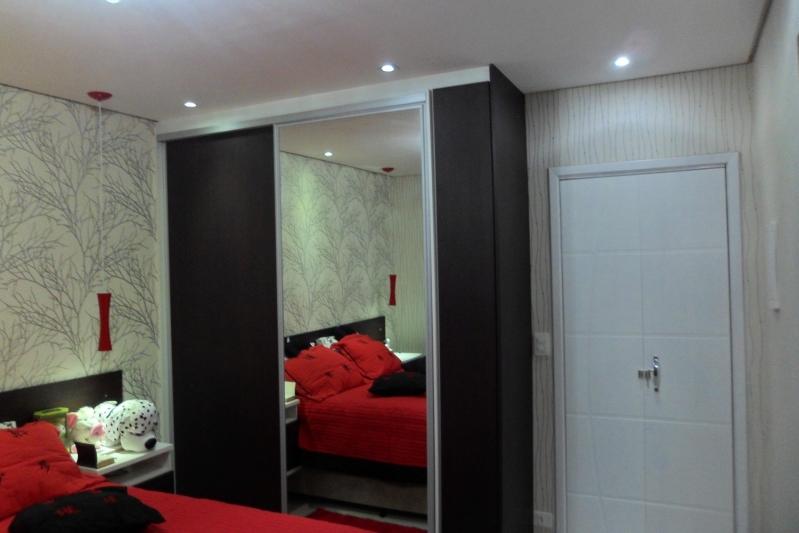 Dormitório Completo Planejado Casal Preço São Bernardo do Campo - Dormitório Planejado Casal Quarto Pequeno