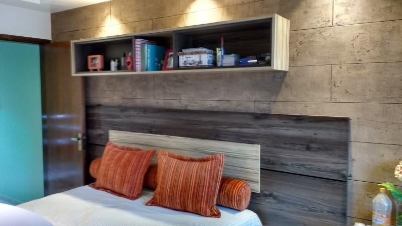 Dormitório Completo Planejado Casal São Bernardo do Campo - Dormitório Planejado Casal Quarto Pequeno