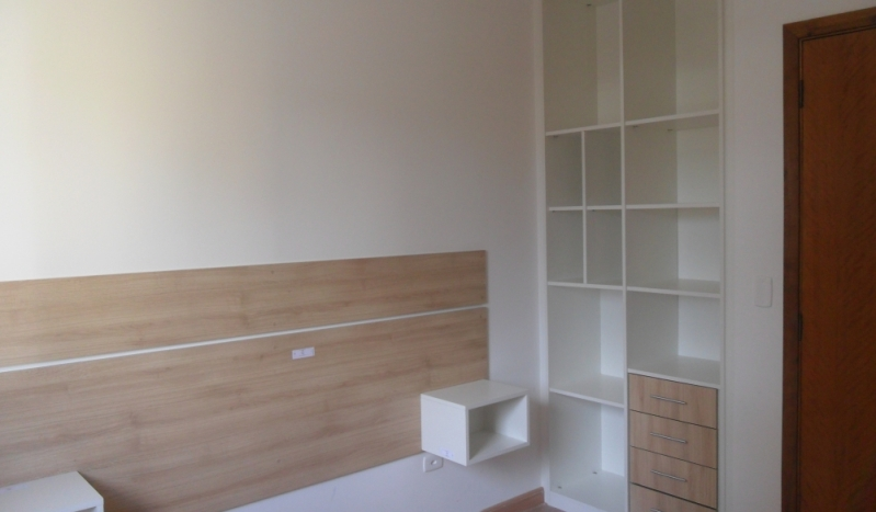 Dormitório Completo Planejado Preço São Bernardo do Campo - Dormitório Completo Planejado Casal