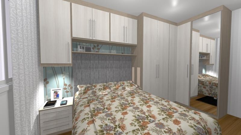 Dormitório Planejado Apartamento Preço São Paulo - Dormitório Planejado para Bebe