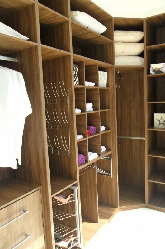 Dormitório Planejado Casal Pequeno Santo André - Dormitório Planejado de Solteiro