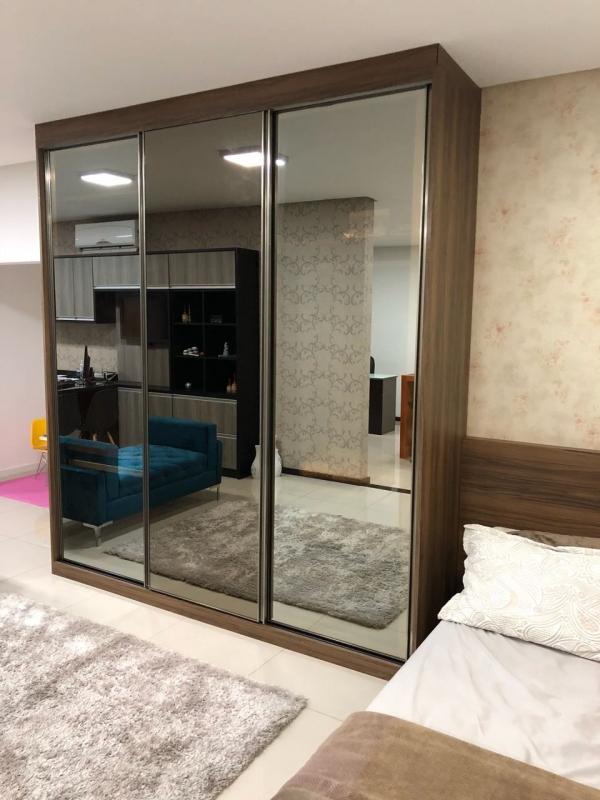 Dormitório Planejado Casal Preço São Paulo - Dormitório Completo Planejado Casal