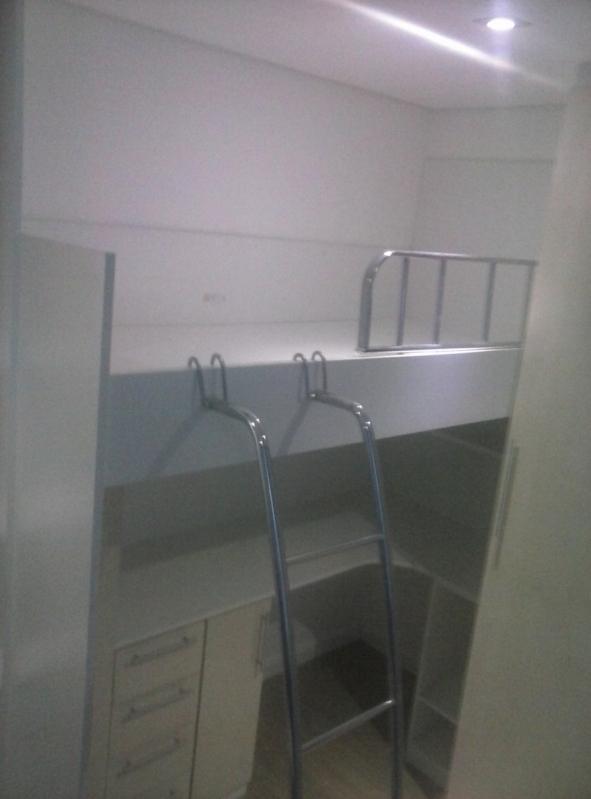 Dormitório Planejado de Solteiro São Bernardo do Campo - Dormitório Planejado