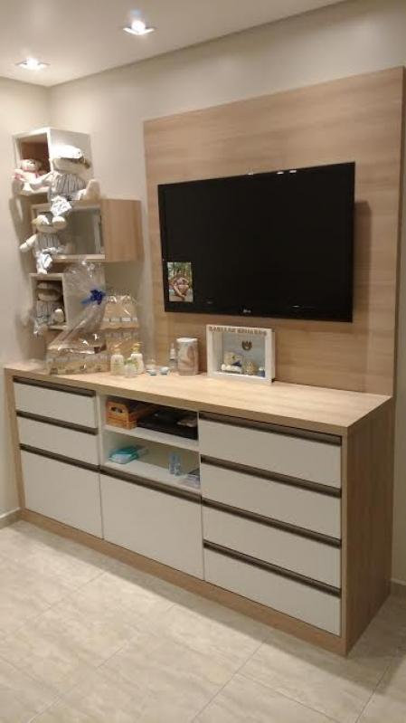 Dormitório Planejado para Bebe Preço Santo André - Dormitório Planejado Casal Pequeno