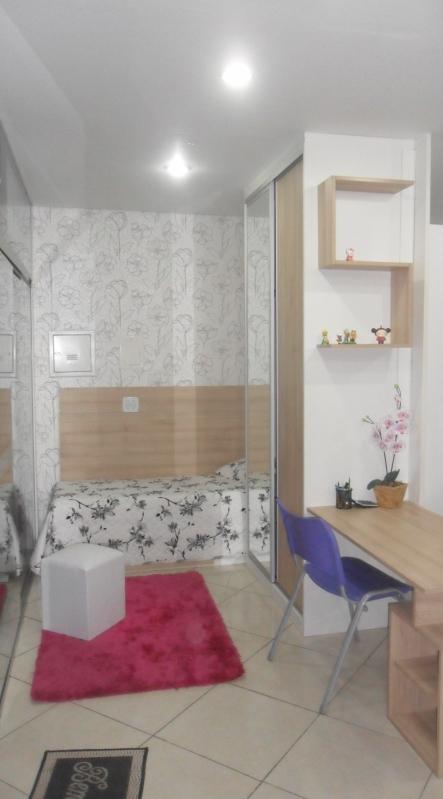Dormitório Planejado Solteiro Preço São Bernardo do Campo - Dormitório Planejado com Sapateira
