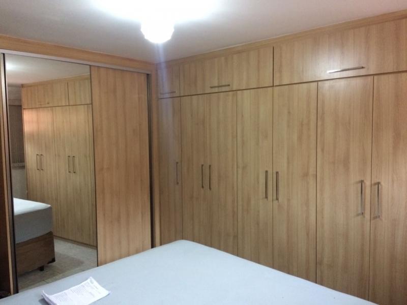 Dormitórios Completo Planejados Casal Diadema - Dormitório Planejado de Casal