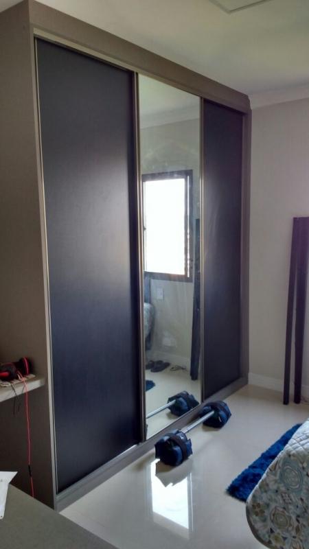 Dormitórios Planejados Casal Pequeno Diadema - Dormitório Completo Planejado