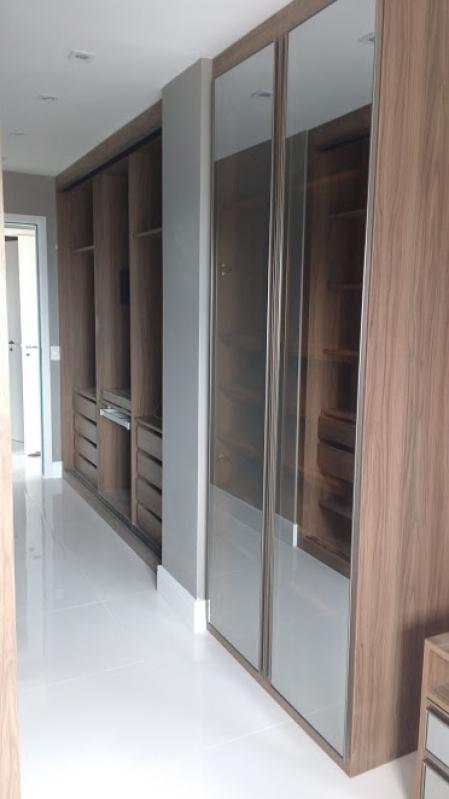 Dormitórios Planejados com Sapateira São Paulo - Dormitório Planejado de Casal