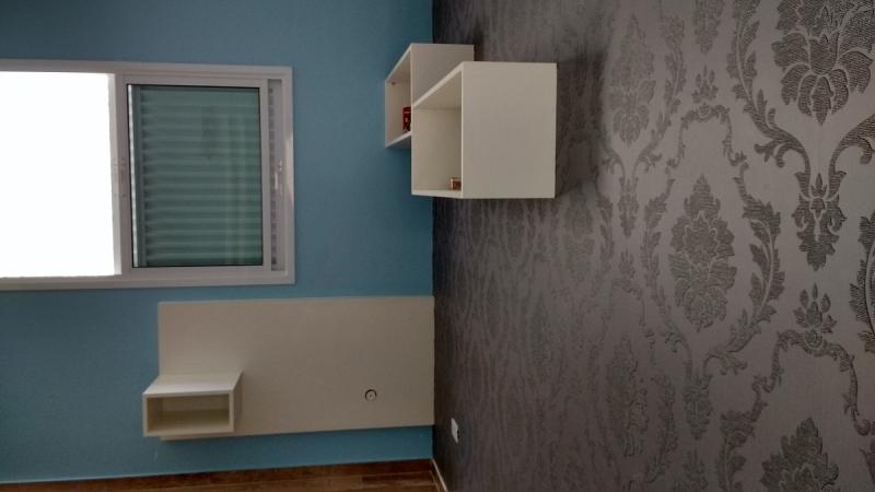 Dormitórios Planejados de Solteiro São Bernardo do Campo - Dormitório Planejado com Sapateira