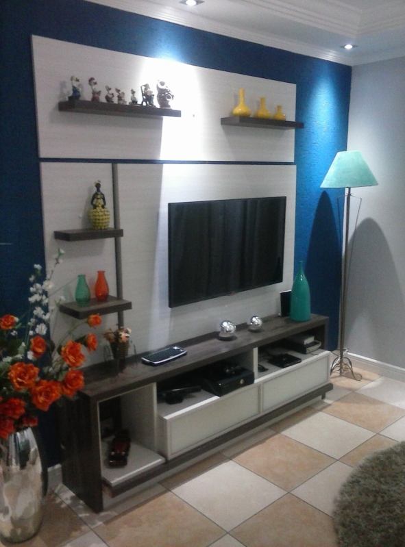 Móveis Planejados para a Sala Preço São Bernardo do Campo - Móveis Planejados para a Sala
