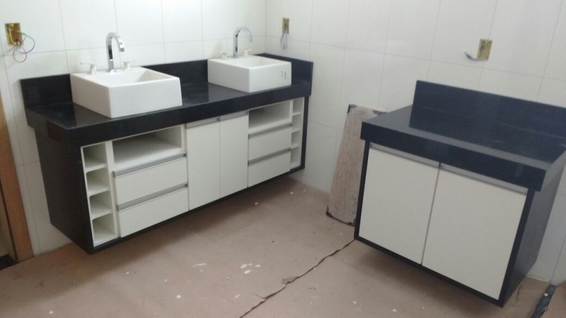 Móveis Planejados para Banheiro São Caetano do Sul - Móveis Planejados para Apartamento