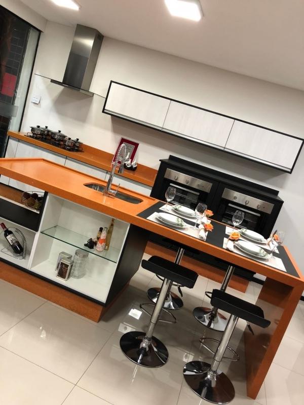 Móveis Planejados para Cozinha São Caetano do Sul - Móveis Planejados para Cozinha de Apartamento