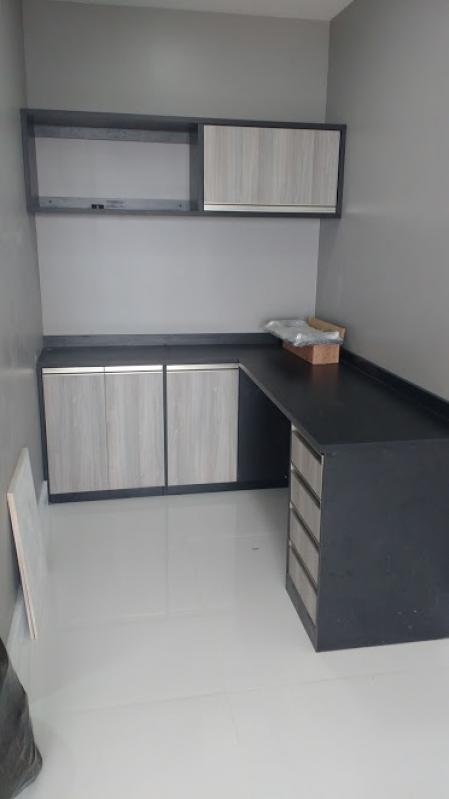 Móveis Planejados para Escritório Pequeno Preço São Bernardo do Campo - Móveis Planejados para Pequenos Ambientes