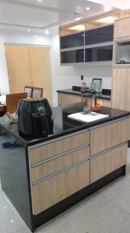 Móveis sob Medida Cozinha Valor São Caetano do Sul - Móveis para Escritório sob Medida