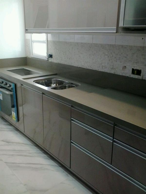 Móveis sob Medida para Cozinha Valor Santo André - Móveis sob Medida de Cozinha